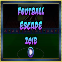 Football Escape 2018 Walkthrough