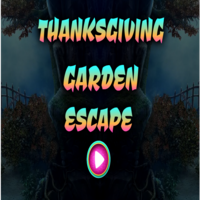 Thanksgiving Garden Escap…
