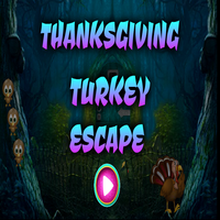 Thanksgiving Turkey Escap…