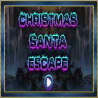 Christmas Santa Escape Wa…