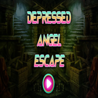 Depressed Angel Escape Walkthrough