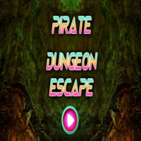 Pirate Dungeon Escape Wal…