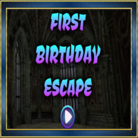 First Birthday Escape Wal…